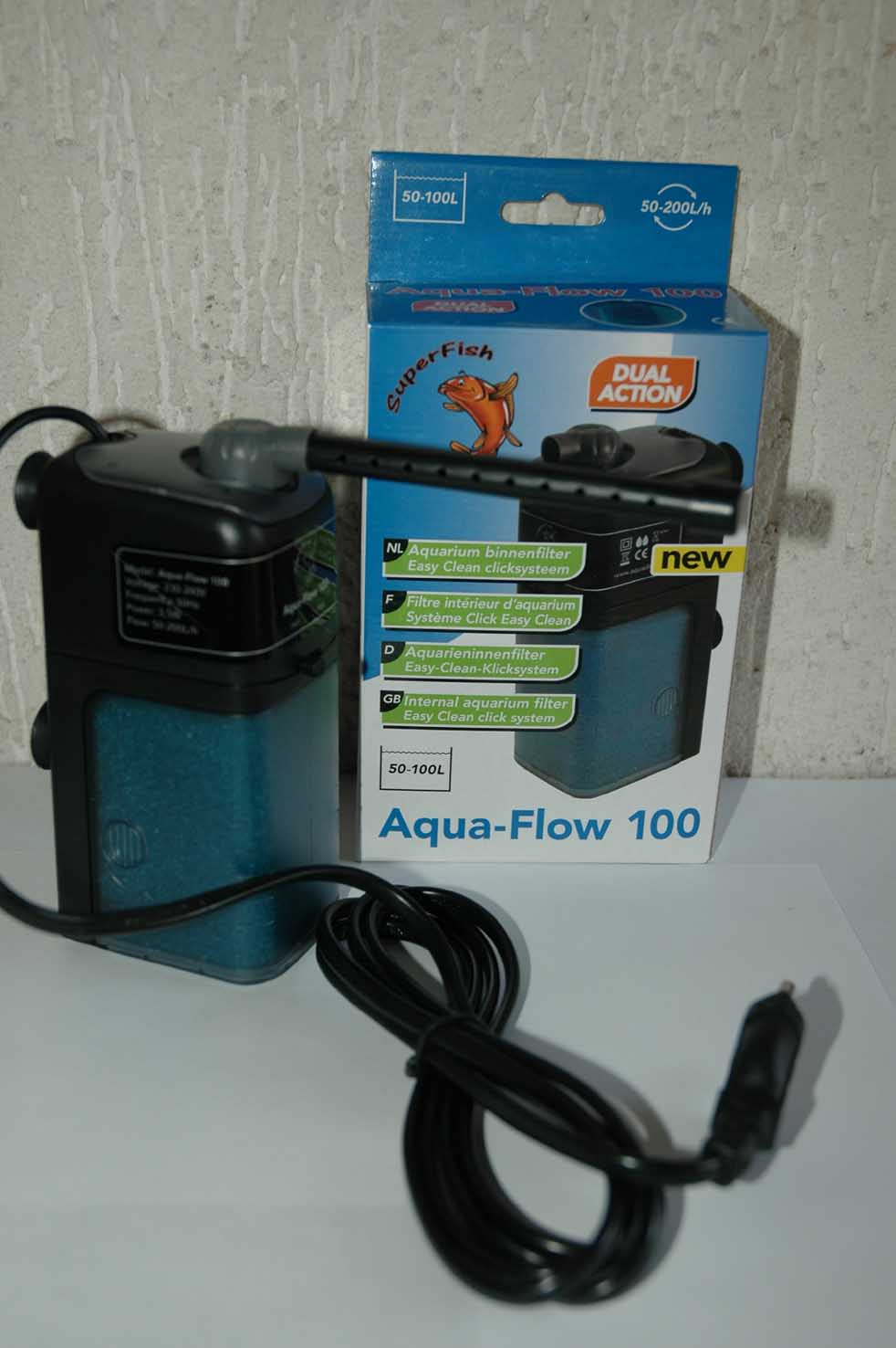 aqua flow 100 binnenfilter welkom bij aquarium aqua flow binnen filters. Black Bedroom Furniture Sets. Home Design Ideas