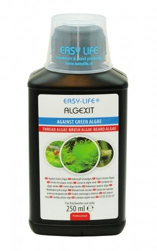 easy life alg exit 250 ml anti algen welkom bij aquarium algen bestrijding. Black Bedroom Furniture Sets. Home Design Ideas